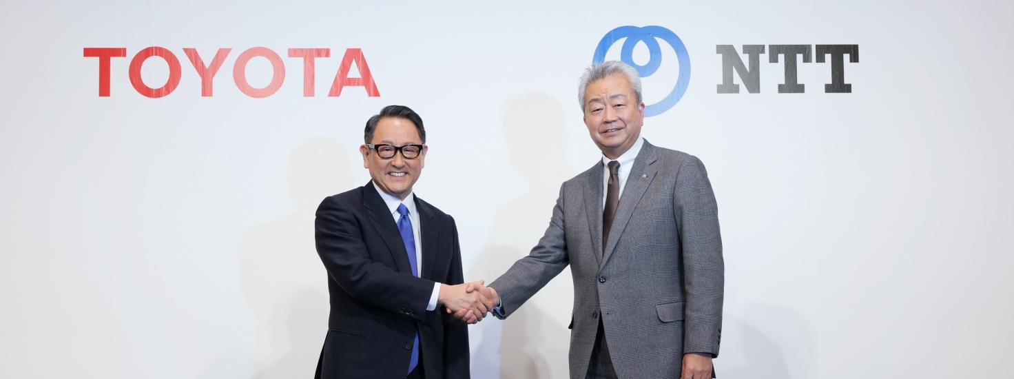 Toyota and NTT